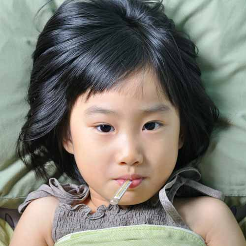 Children are far more likely to get sick when they are putting dirty thumbs and fingers in their mouth. By breaking the thumb sucking habit, the frequency of illness is reduced.